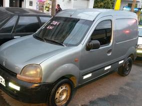 Renault Kangoo 04 Gnc Financiamos El 100% (aty Automotores)
