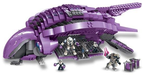 Halo Mega Blocks Phantom
