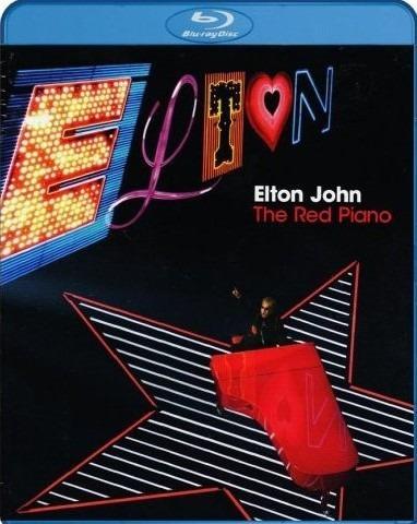 Blu Ray - Elton John - The Red Piano