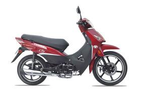 Motos Yumbo Pollerita City 110 Delcar Motos