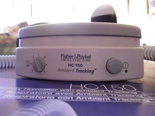 Calentador Humificador Cpap F&p Homecare-internación