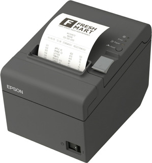 Impresora Epson Tm T20ii Ethernet Termica Comandera Ticket Ideal Facturacion Electronica Comanda Resto Ticket Turno