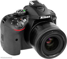 Câmera Semi-profissional Dslr Nikon D5300 18-55mm