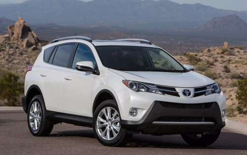 Toyota Rav4 2014 Sucata Para Retirada De Peças Autopartsabc