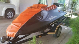 Capa Jet Ski 100% Forrada Impermeável