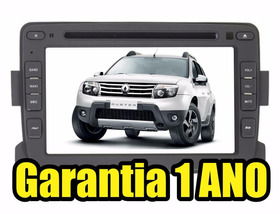 Ki Central Multimi Renault Duster Sandero Logan Completo 12x