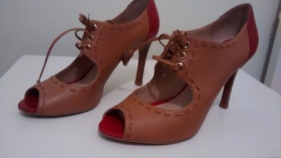 Sapato Ankle Boot - Usado