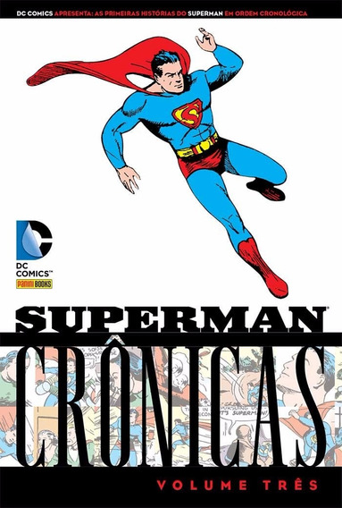 Hq Superman Crônicas Volume 3
