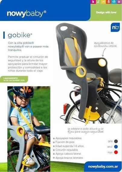 Sillita Para Bicicleta Go Bike Nowy Baby