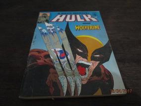 Gibi Hulk Versus Wolverine