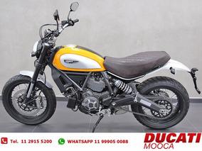Ducati Scrambler Classic - Ducati Mooca