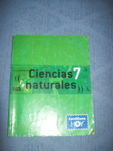 Ciencias Naturales 7-egb-santillana