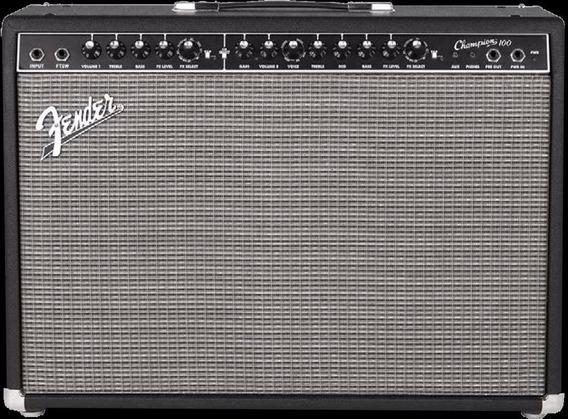 Amplificador Fender Champion 100 C/efectos 100 Watts *yulmar