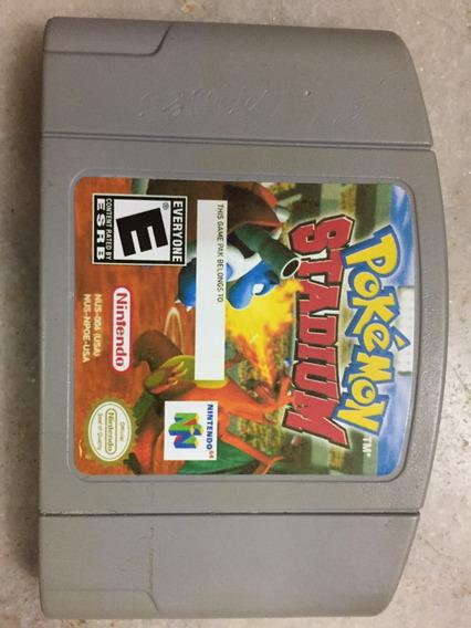 Pokémon Stadium Original Nintendo 64 N64