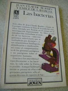 D3 Las Bacterias- J C Burdin, E De Lavergne- 1984