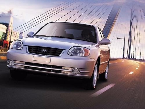 Manual De Taller Hyundai Accent (2000-2005) Envio Gratis