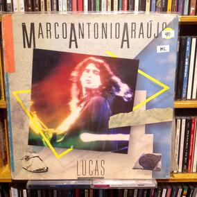 Marco Antonio Araujo Lucas Lp Vinil Disco