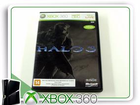 X360 Halo 3 Original Xbox 360