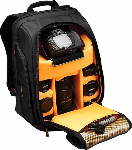 Mochila Case Logic Slrc206 Camera Digital Dslr Nikon Canon