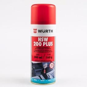 Higienizador Hsw Limpa Ar Condicinado Lima Limão Wurth 200ml