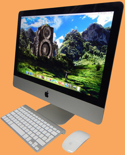 iMac Core I5 21 Pulgadas Ram 8gb 2.7ghz 1tera Video 1.5