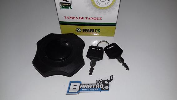 Tampa Do Tanque Honda Cg Ml 125 Today Anos 83 À 93 Baratão