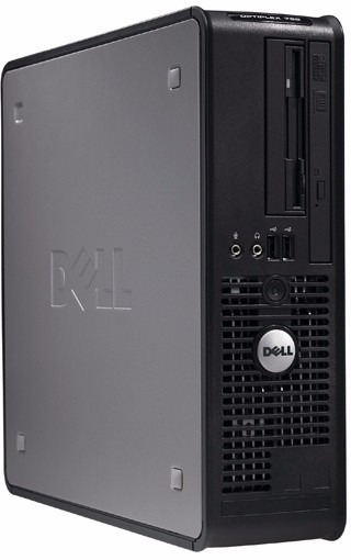 Dell Optiplex 755 Core 2 Duo E7500 2.93gh 4gb Ddr2 160 Gb Hd