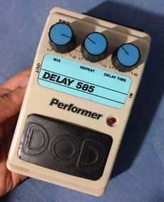 Dod Performer Series 585 Delay C/ Fonte Original- Willaudio