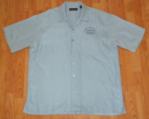 Dumbrooke /louisville Slugger Camisa Moda Urbana Extra Gran