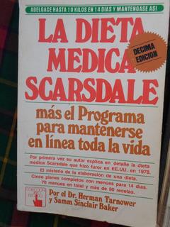 La Dieta Medica Scarsdale - Dr. Herman Tarnower Y S.baker