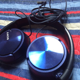 Fone De Ouvido Sony Mdr-zx310ap/bqce7 Headphone Azul
