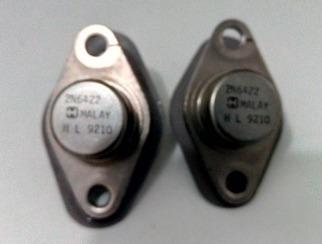 Transistor 2n6422 Original Usado Antigo