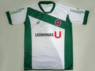 Camisa Do Ipatinga Futebol Clube - Minas Gerais