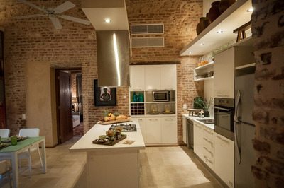 Zona Colonial Penthouse, 3habs. 2pq, Terraza, Piscina