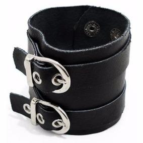 Bracelete/pulseira De Couro