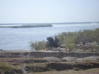 Lote En Pesos! Santa Elena Entre Rios Mts Del Rio - Centrico
