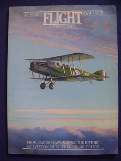 Flight. A Poster Book. From Icarus To Star Wars. 32 Prints