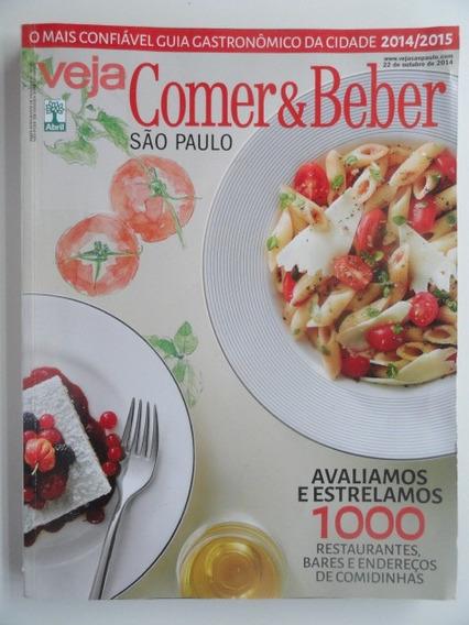 Revista Veja Comer & Beber São Paulo Gastronomia