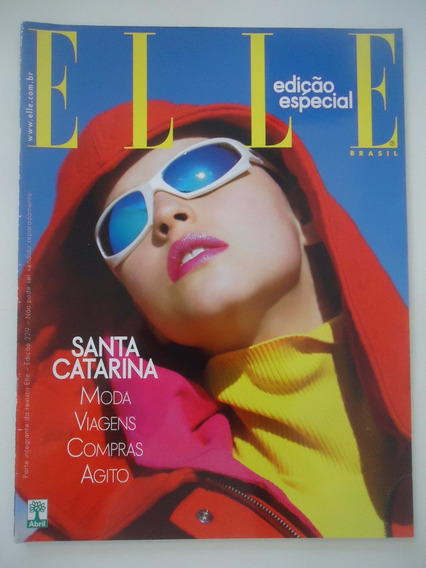 Suplemento De Elle #229 Santa Catarina - Moda Viagens Compra