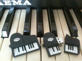 Mini Piano Model 32g Usb 2.0 / Personalizado