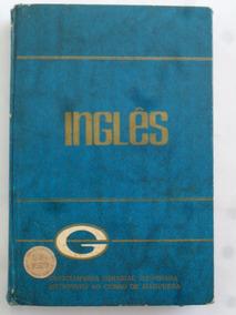 Livro Antigo De Inglês Enciclopédia Ginasial Ilustrada