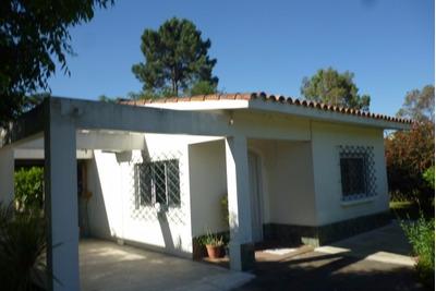 Chale De Tejas Sur + Apartamento,.apto Banco
