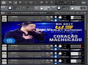 Kit Wesley Safadão 2017 Kontakt Para Yamaha E Korg