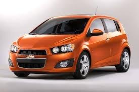 Manual De Usuario Chevrolet Sonic (2011-2017) Español