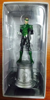 Green Lantern Eaglemoss Dc Chess Collection