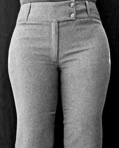 Pantalon Ejecutivo Para Dama Mercado Libre
