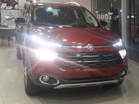 Fiat Toro Freedom 4x2 Anticipo Y El Saldo En Cuotas