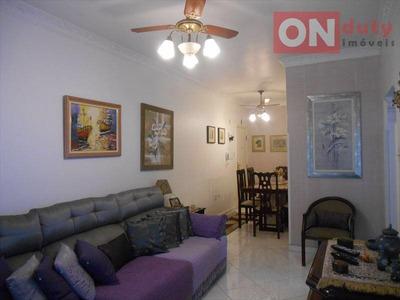 Apartamento Residencial À Venda, Boqueirão, Santos. - Codigo: Ap3008 - Ap3008
