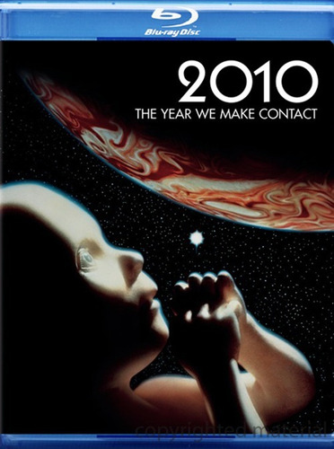 Blu-ray 2010 The Year We Make Contact