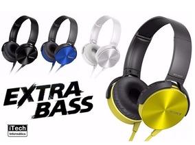 Fone De Ouvido Extra Bass Sony